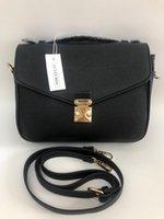 وومي أعلى جودة رسول حقيبة أكتاف المرأة سلسلة الأزياء الحقيقية ل leadhe حقائب الكتف الصليب الجسم