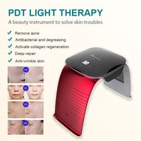 New Upgrade Product PDT LED Photon 7 Colors Lamp Light Therapy Cabin Machine for Skin Body Care Face Rejuvenation Whitening