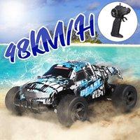 RC 2WD 1:20, 2,4 ГГц гоночный электрический монстр грузовик детский пульт дистанционного управления гоночный день рождения подарок