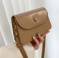 Women's bag Summer new retro Handbags female fashion Crossbody shoulder bags messenger handbag Purse