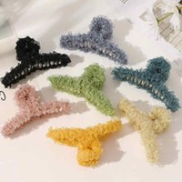 European and USA Hair Grips for Women Girls Fashion Ponytail Twist Lace Hairpins Wholesale Hairs Accessories