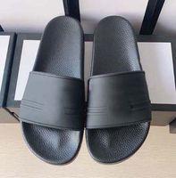 Yüksek Kaliteli Şık Terlik Ayakkabı Kaplanlar Moda Klasikleri Slaytlar Sandalet Erkek Kadın Ayakkabı Kaplan Kedi Tasarım Yaz Huaraches Bagandshoe 013