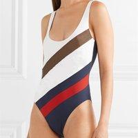 Women S Bikini Swimwear 2021 Original Style Designer IN Stock fashion Women's Girl luxury beach cover up Bandage Bra Underpants Suit one-piece swimsuit