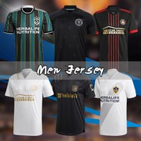 MLS 2021 2022 Los Angeles La Galaxy Inter Miami CF Futebol Jerseys 21 22 Atlanta D.C United LaFC Montreal Nashville Minnesota