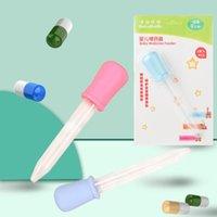 Младенческая детская медицина, кормление безопасности кремния капля трубки Тип подачи