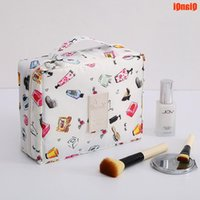 Multifunction Travel Storage Bag Neceser Cosmetic Bags Make Toiletries Female Waterproof Cases Women Makeup Up Organizer Jcdqj