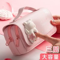 Pencil Fairy Korea is a good-looking fairy case. The popular style of girl 2021 is Japan and Korea with large capacity
