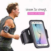 phone cases Running Bracelet Mobile for Galaxy Note 20 10 S8 S9 S10 S20 Plus Ultra A71 a51 A70 A50 Case Bag Holder