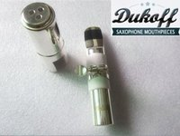 Новый профессиональный серебристый тенор сопрано альт-саксофон металлический мундштук SAX Dukoff Piece 56789