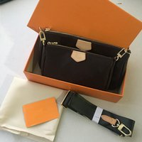Luxus klassische Mode Marke Designs Frauen Handtasche M44813 Top Qualität Rindsleder Umhängetaschen Triad Mahjong Paket Hobo Geldbörse Kommen Sie mit Kiste