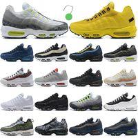 Nike Air Max 95 AirMax 95s 95 النساء الرجال الاحذية 95s رجل إمرأة الرياضة في الهواء الطلق المدربين أحذية رياضية المشي الركض
