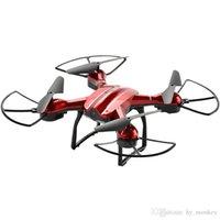 Mini Drone HD Aerial Camera FPV WiFi Opvouwbare Vliegtuigen Kleurrijke LED Licht Hoogte Afstandsbediening Headless Mode Kinderen Speelgoed Gift 07