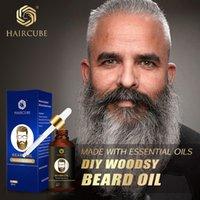Масло роста бороды 100% натуральное органическое бородоное эфирное масло для мужчин рост бороды рост волос сущность нефтяной усы растут