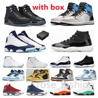 2021 baixo IE IE BRED LEGEND AZUL Basketball Shoes 1S Prototype Hyper Royal University 13s Obsidian Pó Branco Starfish 11s Jubileu Concords 12 Utility Grind Sneakers