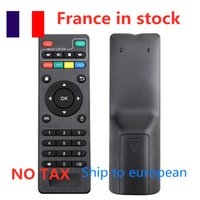 50pcs lot Universal IR Remote Control For Android TV Box X96Q X96 MINI PRO PLUS Replacement