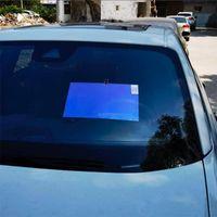 Window Stickers Hohofilm 81% VLT Kameleon Tint Film Auto / Huis Auto Glass Sticker 99% UV-Proof Solar 80 IR REEPER PET