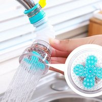 360 Degree Adjustable Water Tap Extension Filter Shower Waters Bathroom Faucet Extender Home Kitchen Accessories