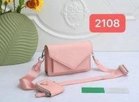 Fashion Women 2pcs set designer Messenger Bags Nylon composite Shoulder Bags Handbags Men Crossbody Bags saddle Bag Duffle Bag Briefcase
