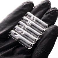 흡연 액세서리 도매 유리 롤링 필러 팁 9 * 30mm 또는 12 * 30mm 고품질 담배 홀더 무딘 필터 연기 파이프 봉