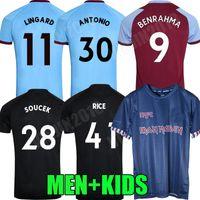 20 21 Lingard Fussball Trikots Iron Maiden Sonderausgabe 2020 2021 Camiseta de Fútbol Reis Soucek Noble Ham Bowen United Lanzini Football Hemd West 125th Jubiläum