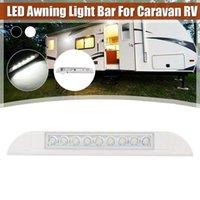 LED тент Light 12V 24V водонепроницаемый 256 мм наружный караван мотоцикл полоса лампы