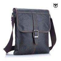 Handbag Famous brand Men's Genuine Leather shoulder bag man Messenger Bag for leather fashion Flap male Crossbody Bags handbags