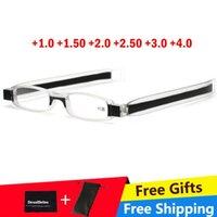 الرجال النساء للطي نظارات القراءة للجنسين 360 درجة دوران pressbyopic طوي النظارات +1.0 1.5 2.0 2.5 3.5 3.0 4.0 النظارات الشمسية