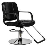 Vendas Hot Woman Barber Cadeiras Comercial Mobiliário Salão Cadeira de Cabeleireiro Atacado