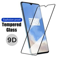 Cell Phone Screen Protectors Protective Glass Film Case For Oneplus 8t 7t 6t 6 7 For OnePlus8T 7t Phone Front Film 9H Screen