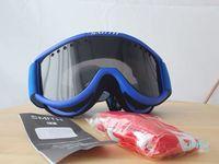 Cariboo Smith OTG 3 Renk Kayak Gözlük Anti-sis Çift Lens Ride Inşaat Snowboard Gözlük # 3692