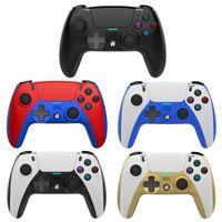 Game Controllers & Joysticks Gamepad Controller Elite Slim Pro Console Dualshock Bluetooth-compatible Wireless Vibration