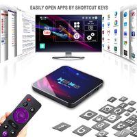 H96 MAX V11 Smart TV Box Android 11 16G / 32G / 64G ROM WiFi 4k YouTube H96MAX 2G / 4G Установите верхний медиаплеер