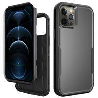 Capas de telefone celular para LG Stylo 7 Samsung A02S A12 A52 A72 S21 Ultra Todo o iphone 12 Pro Max XR 7G 8 Mais Comandante de Importante Defender 3 em 1