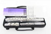 일본 제 브랜드 플루트 악기 211 SL C 곡 16 홀 obleburator e 키 실버 도금 클래식 음악 케이스