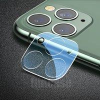 Obiettivo della fotocamera Indietro 2.5D Protezione schermo in vetro temperato 9H Pellicola Guardia del layer Guard Esplosione Curve Copertina premium Scudo per iPhone 13 Pro max 12 mini 11