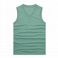 270 homens Wonen Kids Tênis Camisetas Sportswear Treinamento Poliéster Running White Black Blu Cinza Jersésy S-XXL Vestuário ao ar livre