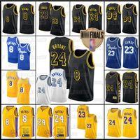 Los Lebron 23 James Angeles 6 Jersey Kyle 0 Kuzma Anthony 3 Davis Shaquille 34 O'Neal Lakersi Jersey 8 Bryan T Black Mamba Baloncesto