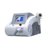 Máquinas de eliminación de tatuajes láser de alta potencia portátil 2000MJ ND YAG con 1064nm 532nm 1320nm
