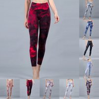 Solid Color Women Stylist Leggings Pants High Waist Gym Wear Elastic Fitness Lady Overall Full Tights Workout Womens Sweatpants Yoga Pantss