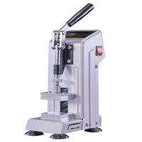 Máquina portátil manual da máquina do arbor de Rosin Dual Plates de aquecimento de Rosin Máquinas de pressionamento de pressão 500kg com temperatura de potência 400W Ajustável ferramentas extraídas