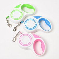 Dog Collars & Leashes 3M 5M Retractable Leash Puppy Extending Traction Rope Automatic Flexible Cat Belt For Small Medium