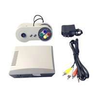 Game Controllers & Joysticks AN05 Classic Video Console With 2 Wired 4GB TF Card AV Output TV