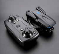 UAV 4K Caméra double caméra pliable gestes de drone pneumatique WIFI portable Véhicule aérien sans pilote Applications APPL contrôle de la commande haute performance 360 degrés rotation