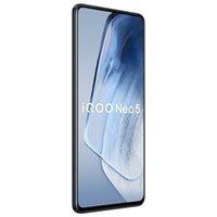 Original vivo iqoo neo 5 5g Handy 12 GB RAM 256GB ROM Snapdragon 870 48MP AR NFC 4400MAH Android 6,62 Zoll Vollbild-Fingerabdruck-ID FACE WACK SMART Mobiltelefon