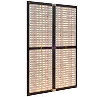 480W Samsung LED تنمو المجلس ضوء الطيف الكامل QB288 مصباح متزايد للنباتات الداخلية مع 3000K 5000K 660nm