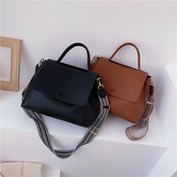 Shoulder Bags PU Leather Purses And Handbags For Women 2021 Designer Luxury Fashion Girl Female Shoppers Vintage Large Capacity Wallet
