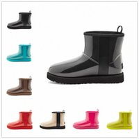 2021 designers clássicos lã cashmere claro 20 short ii tripla austrália mulheres mulheres boot inverno neve botas mini peludo australiano boo g52l #