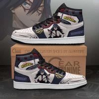 Customization Nemuri Kayama Midnight Sneakers My Hero Academia Anime Shoes