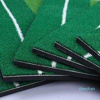 Учебное пособие в гольф СПИДа Ly практика коврик для качания удара вождения крытый зеленый