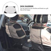 Barrière de séparation nette de la sécurité pour chiens pour voiture d'isolement de voiture